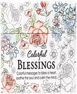 Colorful Blessings (Cards to Color and Share)