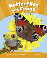 Butterflies and Frogs CLIL (Level 3)