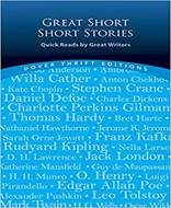 Great Short Short Stories Quick Reads by Great Writers (Dover Thrift Editions)