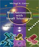 Real Astronomy with Small Telescopes