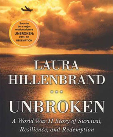 Unbroken - A World War II Story of Survival Resilience and Redemption