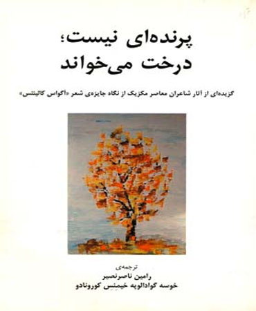 پرندهای نیست درخت میخواند